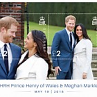 Royal Wedding - HRH Prince Henry of Wales and Meghan Markle