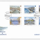 Europa 2018 - Bridges - (FDC Set)