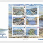 Europa 2018 - Bridges - (FDC M/S)