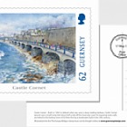 Europa 2018 - Bridges - (FDI 62p Postcard - UK)