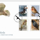 Europa 2019 - National Birds - FDC Set