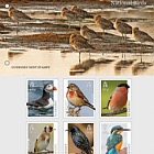 Europa 2019 - National Birds - PP Set