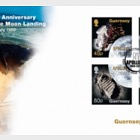 50th Anniversary of the Moon Landings - FDC Set