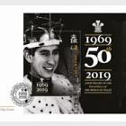 50 Aniversario de la Investidura del Príncipe Carlos
