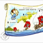 Europa 2010 - Penny the Postie