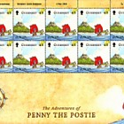 Europa 2010 - Penny the Postie 45p