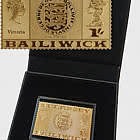 Limited Edition Gold Replica - 50th Anniversary - Philatelic Independence
