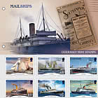 Europa 2020 - Ancient Postal Routes, Mail Ships - PP Set