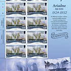 Europa 2020 - Ancient Postal Routes, Mail Ships - Sheetlet 68p Value