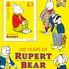 100th Anniversary of Rupert Bear