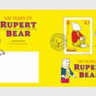 100th Anniversary of Rupert Bear - FDC MS