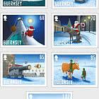 Guernsey - Visita di Babbo Natale 2020