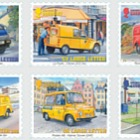 Europa- The Postmans Van
