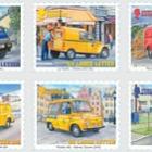 Europa 2013 - The Postmans Van