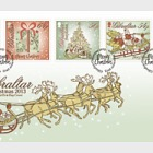 Christmas 2013- (FDC Set)