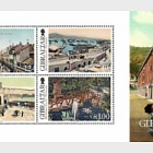 Old Gibraltar Views IV - M/S Mint