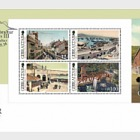 Old Gibraltar Views IV- (FDC M/S)
