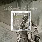 Shakespeare 450th Anniversary - M/S Mint