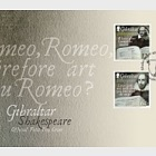 Shakespeare 450th Anniversary - (FDC Set)