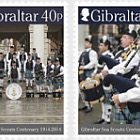 Gibraltar Sea Scouts Centenary - Mint