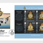 RAF Squadrons III- (FDC M/S)