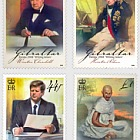 Europa 2008 - Letter writing (Churchill, Nelson, Kennedy, Gandhi)