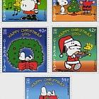 Christmas 2001 'Peanuts/Snoopy'