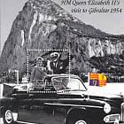 HM QE II Royal Visit to Gibraltar 1954