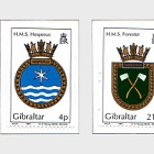 Naval Crests Series X 1991 (catalogue price)