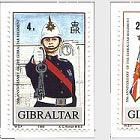 50 Anniversario di Gibilterra Reggimento 1989 (prezzo di catalogo)