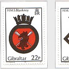 1989 Naval Crests Series VIII (catalogue price)