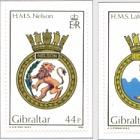 1986 Naval Crests V (catalogue price)