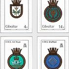 1983 Naval Crests Series II (catalogue price)