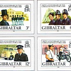 1980 150th Ann. of Gibraltar Police (catalogue price)