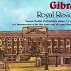 1978 Royal Residences Stamps