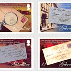 Gibraltar Postal Anniversaries