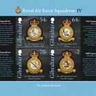 RAF Squadrons IV - M/S Mint