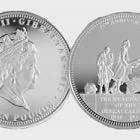 Evacuation 75th Anniversary Silver Coin