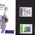 Europa 2010 Children Books - Roald Dahl