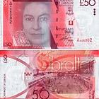 2010 £50 Banconota