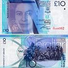 2010 £10 Banconota