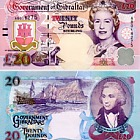 2006 £20 Banknote
