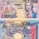2004 £20 Billete