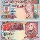 1995 £10 Banconota