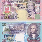 1995 £20 Banknote