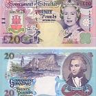1995£20钞票