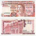 1988£1钞票