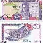 1986£50钞票