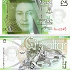 2011 £5 Banknote