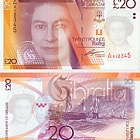 2011 £20 Banknote
